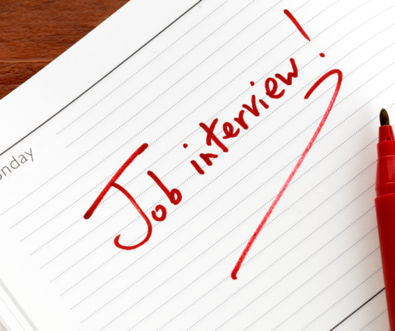 4 Tips to Nailing the Job Interview