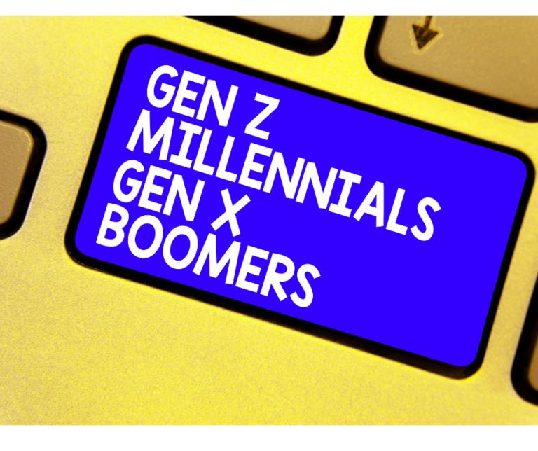 Gen Z Echoes Some Characteristics of Their Gen X Parents